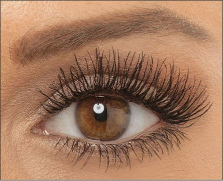 Hello Lashes Mascara Before and After Results