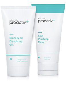 Blackhead Dissolving Gel + Skin Purifying Mask